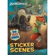 Disney Zootropolis Sticker Scenes by Parragon Books Ltd