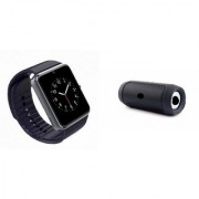 ETN Bluetooth Speaker (_JBL Charge K3+ Speaker) And GT08 Smart Watch for SAMSUNG GALAXY ON 7