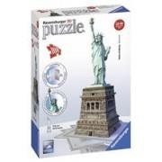 Puzzle 3D Ravensburger Statue Of Liberty 108 Pieces