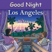 Good Night Los Angeles by Adam Gamble