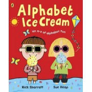 Alphabet Ice Cream by Sue Heap