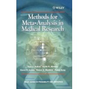 Methods for Meta-Analysis in Medical Research by Alexander J. Sutton