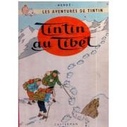 Tintin Au Tibet Hergé 1963