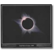 Poster Eclipsa totala de Soare din 1999