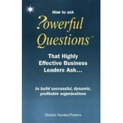 How to Ask Powerful Questions That Highly Effective Business Leaders Ask... by Christo Norden-Powers