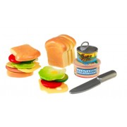 Slice A Rific Cut & Play Sandwich Set : The Play Food That Sounds Real When Sliced