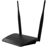 Router Wireless EDIMAX BR-6428nS v4, 300Mbps, 5 in 1 (Router, Access Point, Range Extender, Wi-Fi Bridge, WISP), 2 antene externe