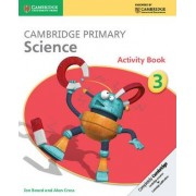 Cambridge Primary Science Stage 3 Activity Book by Jon Board