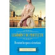 Legamant de protectie. Aventuri in epoca victoriana