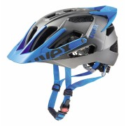 přilba UVEX Quatro Pro šedo/modrá