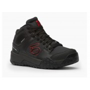 Five Ten Impact High Shoe Men black/red 2017 45 Flat Pedal Schuhe