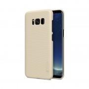 Husa Nillkin Slim Plastic Samsung S8 Plus Gold