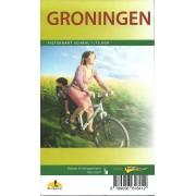 Fietskaart Groningen - knooppuntenkaart | Buijten & Schipperheijn