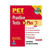 PET Practice Tests Plus 2 with Key and Audio CD Pack