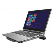 Trust Arch Base di Raffreddamento per Laptop, con Ventola Grande Illuminata in Blu