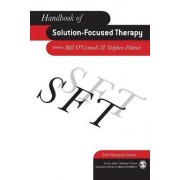 Handbook of Solution-Focused Therapy by Bill O'Connell