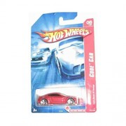 Hot Wheels #8 Aston Martin V8 Vantage Red #2007-92 1:64 Scale Collectible Die Cast Car