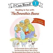 Berenstain Bears I Can Read Collection by Jan Berenstain