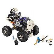 LEGO Ninjago Skull Truck - juegos de construcción (Multicolor)