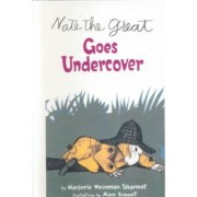 Nate the Great Goes Undercover by Marjorie Weinman Sharmat
