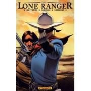 The Lone Ranger: Resolve Volume 4 by Sergio Cariello