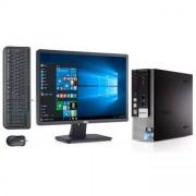Dell 780 c2d e8400 4gb ddr3 usff hdmi + 19inch lcd