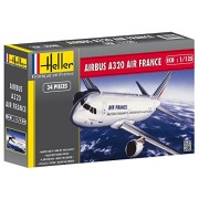 Heller 1:125 - Airbus A320 Air France, HEL80448