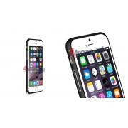 Bumper Love Mei do iPhone 6 - Czarny