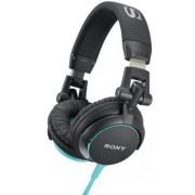 Casti Stereo Sony MDRV55L, Extra Bass (Negru/Albastru)