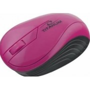 Mouse Esperanza Titanum Neon, Wireless (Roz)