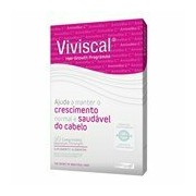 Maximum strength suplemento anti-queda capilar 60comprimidos - Viviscal
