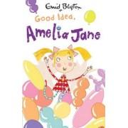 Good Idea, Amelia Jane by Enid Blyton