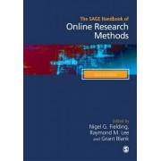The Sage Handbook of Online Research Methods by Nigel G. Fielding