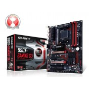 Gigabyte GA-990X-GAMING SLI Socket AM3+ 7.1 Channel ATX Motherboard