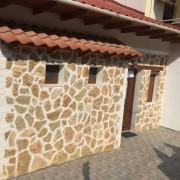 Calcar poligonal Rustic Stone Brown