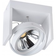 Lucide ZETT Plafondlamp 1x10W 3000K Wit LED 31988/10/31