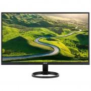 Monitor LED Acer R1 Series R221QBMID 21.5 inch 4ms Black