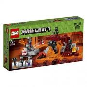 LEGO - Minecraft 21126, lo Scherbero