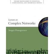 Lectures on Complex Networks by Sergey Dorogovtsev