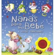 Nanas para mi bebé y otras canciones / Lullabies for my baby and other songs by Marifé González