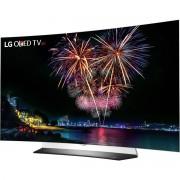 LG Smart TV OLED 3D 4K Ultra HD 164 cm LG OLED65C6V incurvée Reconditionné à neuf