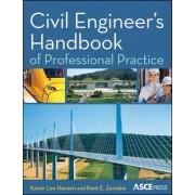 Civil Engineer's Handbook of Professional Practice by Karen Hansen