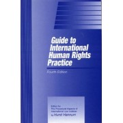 The Guide to International Human Rights Practice by Hurst Hannu