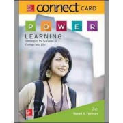 Connect Access Card for P.O.W.E.R. Learning: Strategies for Success in College and Life by Robert Feldman