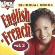 Bilingual Songs: English-French: v. 3 by Marie-France Marcie