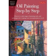 Oil Painting Step by Step by Anita Hampton