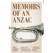 Memoirs of an Anzac by John Charles Barrie