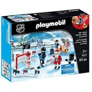 PLAYMOBIL NHL Advent Calendar Rivalry On The Pond Building Kit