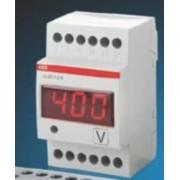 Voltmetru digital AC/DC cu releu de alarma VLMD-1-2-R ABB