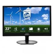 Philips Brilliance Monitor Lcd Con Retr. Led 221s6qymb/00 8712581725372 221s6qymb/00 10_y261054